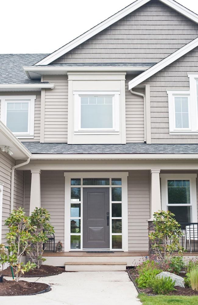 Exterior Trim Details : Exterior trim details meeres construction group ltd